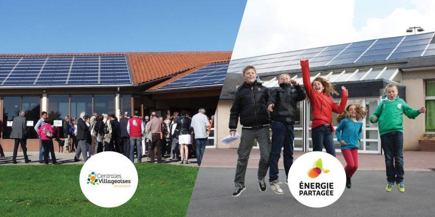 Partenariat Énergie Partagée - Centrales Villageoises