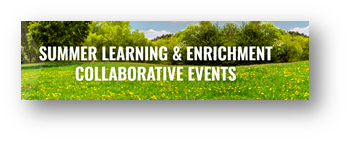 Summer Learning and Enrichment Collaborative banner