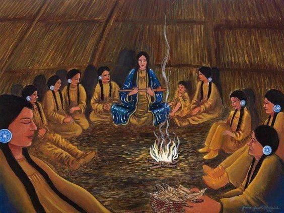 Nosso  Feminino Sagrado:     Hoje dia das avós, saúdo as minhas antepassada...