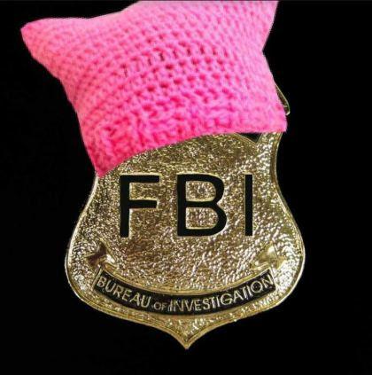 fbi pussy hat