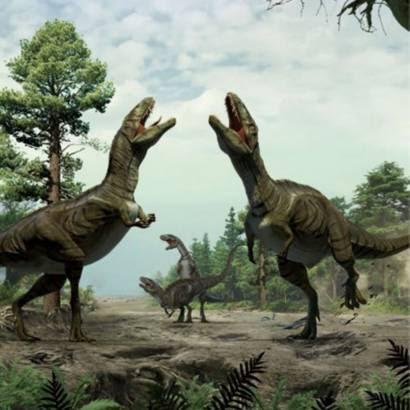 Las extraordinarias y desconocidas ceremonias sexuales de los dinosaurios -  BBC News Mundo