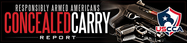 Concealed Carry Report - Click Display Images to view this email properly.