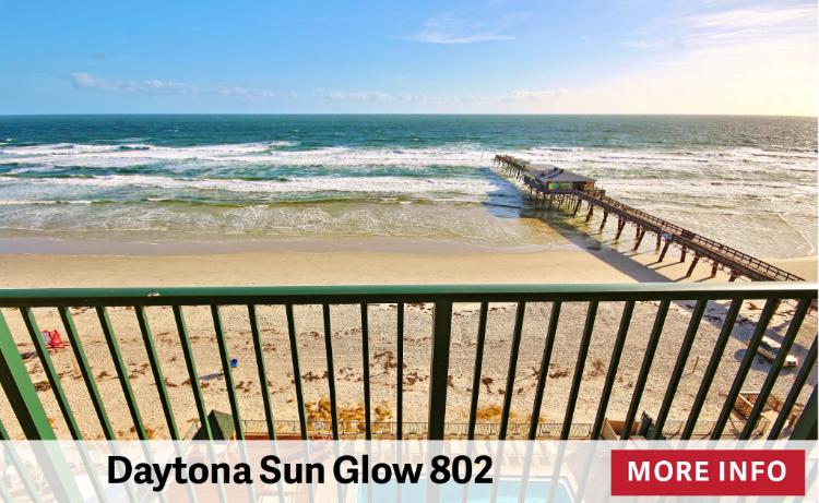 Daytona Sun Glow - Great Ocean Condos