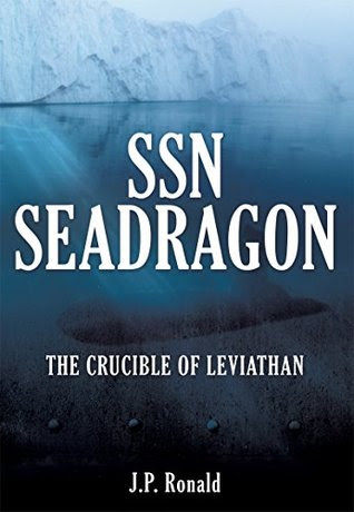 SSN Seadragon by J.P. Ronald