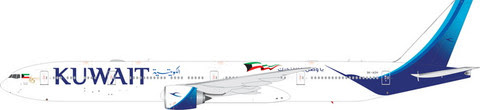 Boeing 777-300ER Kuwait Airways 9K-AOH,'Independance' | is due: October 2019