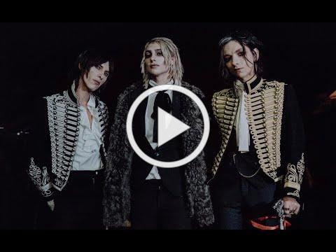 PALAYE ROYALE - Tonight Is The Night I Die (Behind The Scenes)