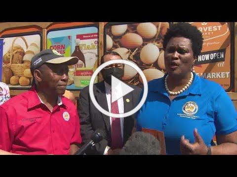 HarvestTrolley fights food desert in Fort Bend Houston
