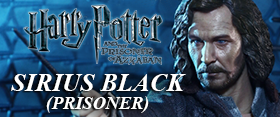 1/6 SCALE SIRIUS BLACK (PRISONER VERSION)