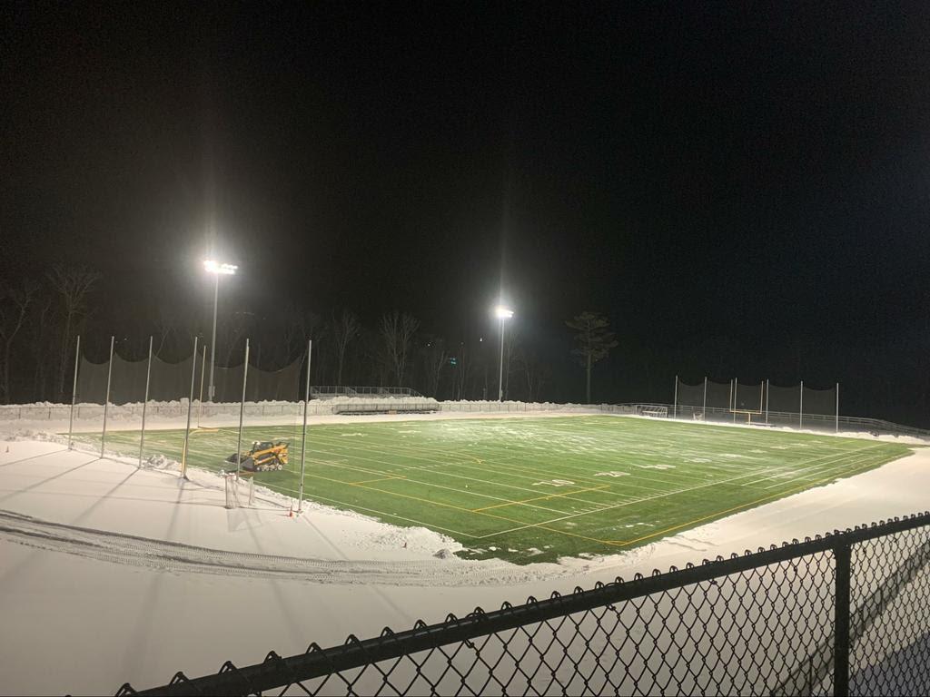 clear field