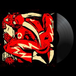 OJM - Live At Rocket Club | black LP