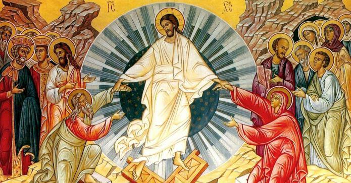 Znalezione obrazy dla zapytania jezus zyje
