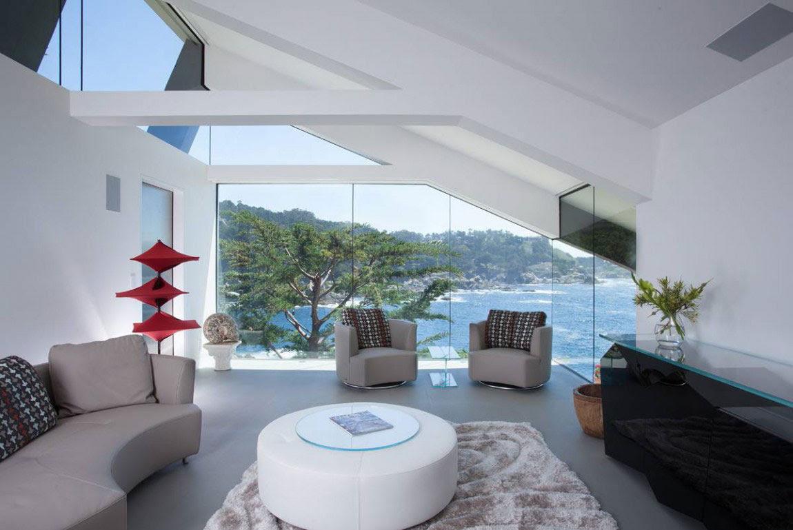 Κομψό σπίτι στην Καλιφόρνια Σχεδιασμένο από τον Eric Miller Αρχιτέκτονες (16)