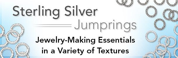 Shop Sterling Silver Jumprings