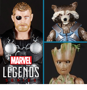 MARVEL LEGENDS 3-PACK