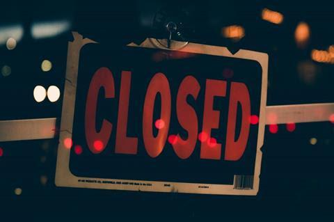 Wallonie : indemnités pour les entrepreneurs fermés depuis le 2 novembre