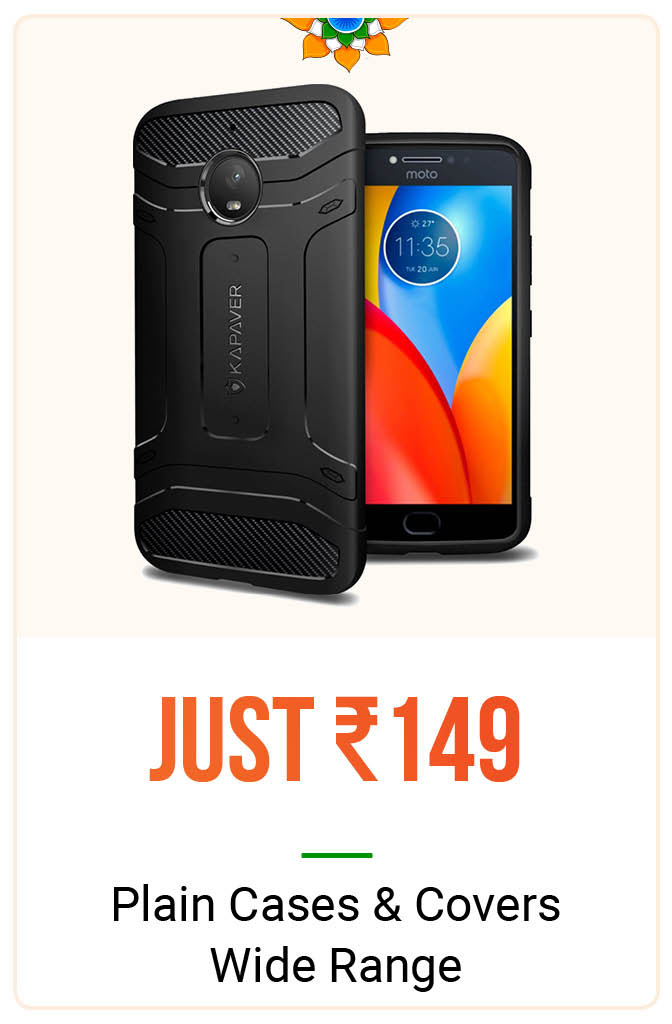 Plain Cases and Covers under Rs. 149