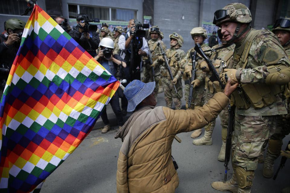 Golpe en Bolivia: el fraude de la OEA.