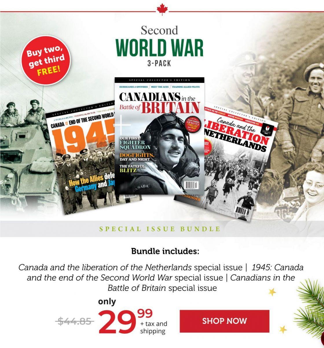 World War 2 3-Pack