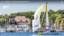 J/70 German Sailing League video summary