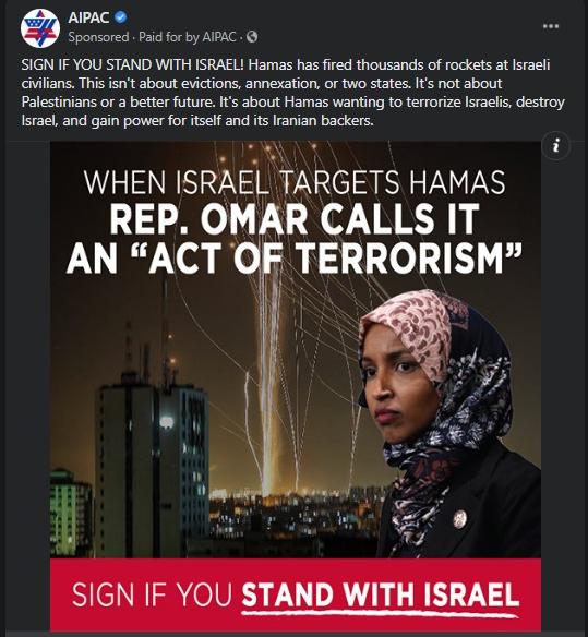 AIPAC Attack