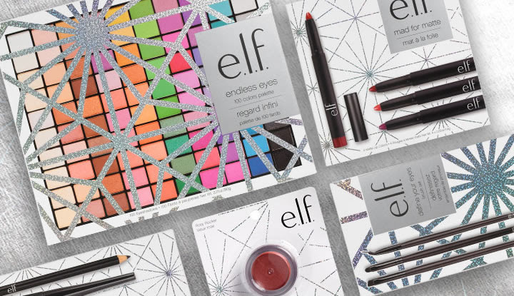e.l.f. limited-edition kit for...