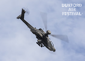 Attack Helicopter Display Team: Apache AH1