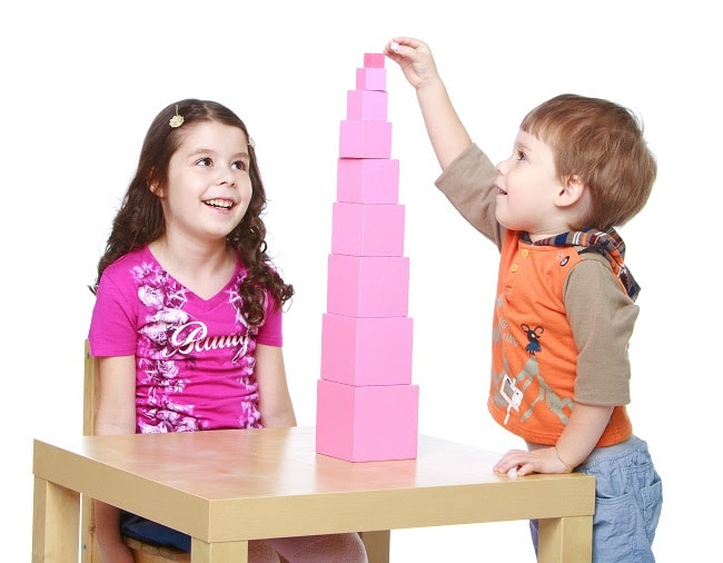 Beneficios de la pedagogía Montessori