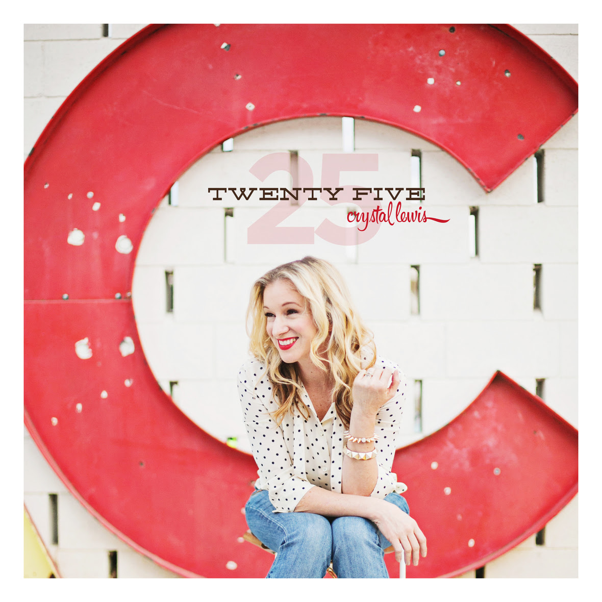 Crystal Lewis - 25 - CD Cover