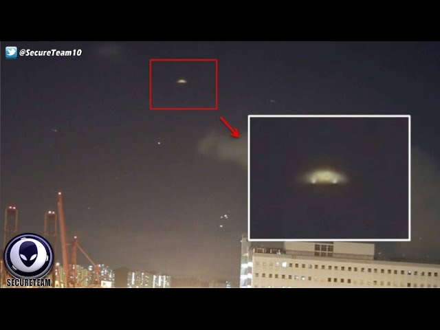 UFO News ~ Mass UFO Sighting Over Hong Kong and MORE Sddefault