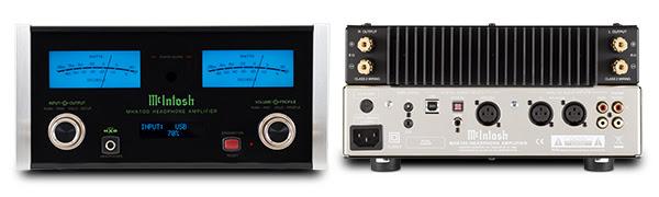 McIntosh MHA100 Headphone Amplifier