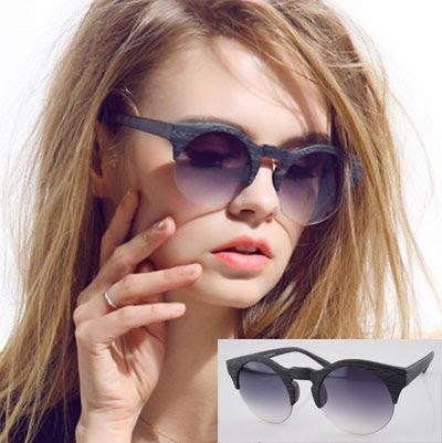 Солнечные очки полупрозрачные
