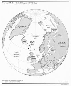 Greenland – Iceland – United Kingdom Gap