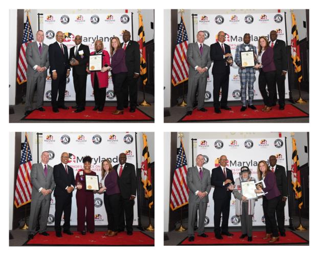 2020 Black History Month Leadership & Service Awardees