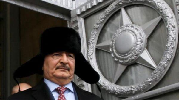 Εμπλοκή της Ρωσίας στην Λιβύη, αναπτύσσει στρατεύματα στην Αίγυπτο
