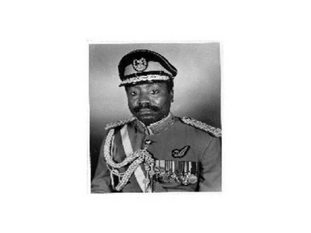 Lieutenant General Frederick William Kwasi Akuffo - Former Head of the State of Ghana (1978-79)