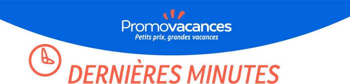Promovances Petits prix, grandes vancances