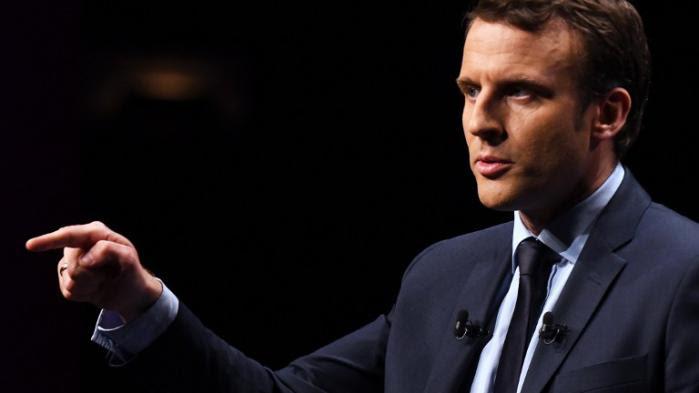 """VIDEO. Quand Macron parlait de """"hold-up"""" à propos d'une majorité présidentielle autour d'un seul parti"""