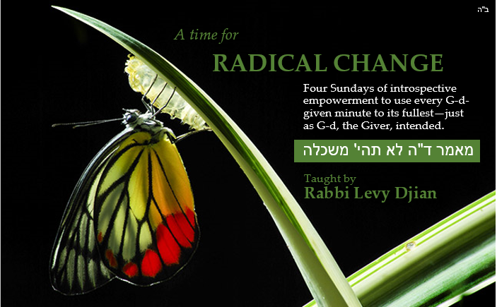 Radical Change img