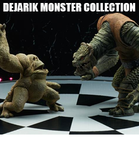 STAR WARS DEJARIK MONSTER COLLECTION