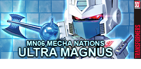 MN-06 Mecha Nations Ultra Magnus