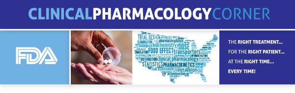 Clinical Pharmacology Corner Banner