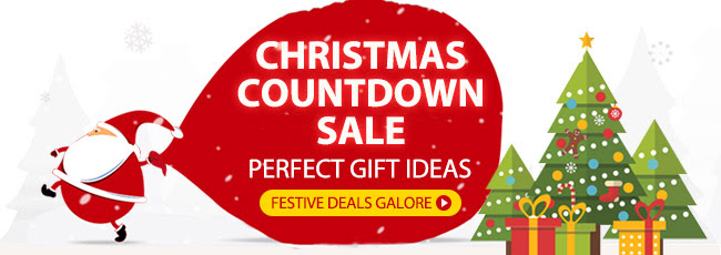 TICK TOCK! Xmas Countdown Sale...