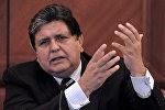 Fallece el expresidente peruano Alan García tras pegarse un tiro