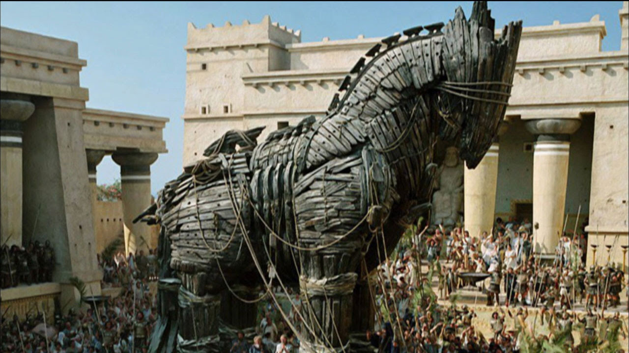 Image result for the trojan horse