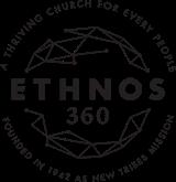 Ethnos360 Logo 2tags black