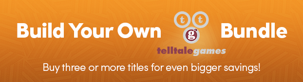 Telltale Games Build-Your-Own-Bundle