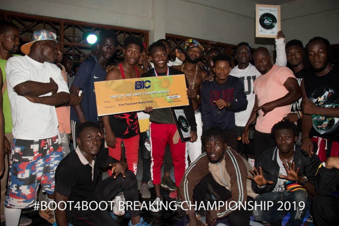 Bboy Flip Wins Boot 4 Boot Dance Championships 2019