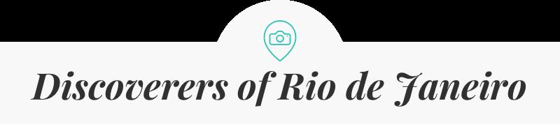 Discoverers of Rio de Janeiro