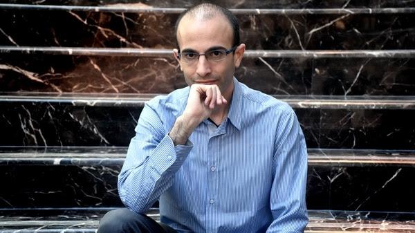 Yuval Harari (Nicolás Stulberg)