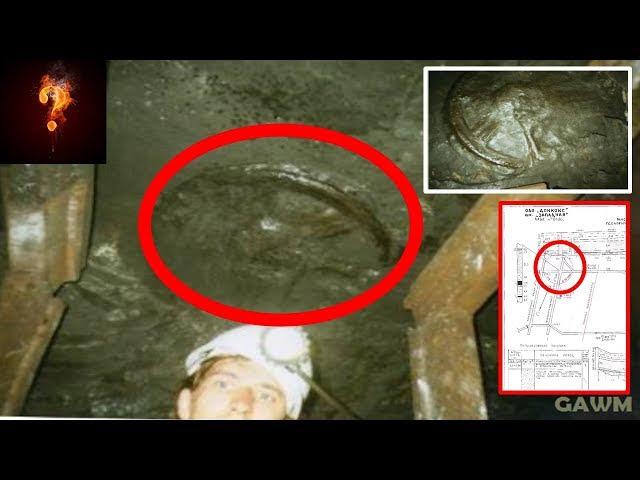 """300 Million Year Old """"Chariot Wheel"""" Found Deep In Mine?  Sddefault"""